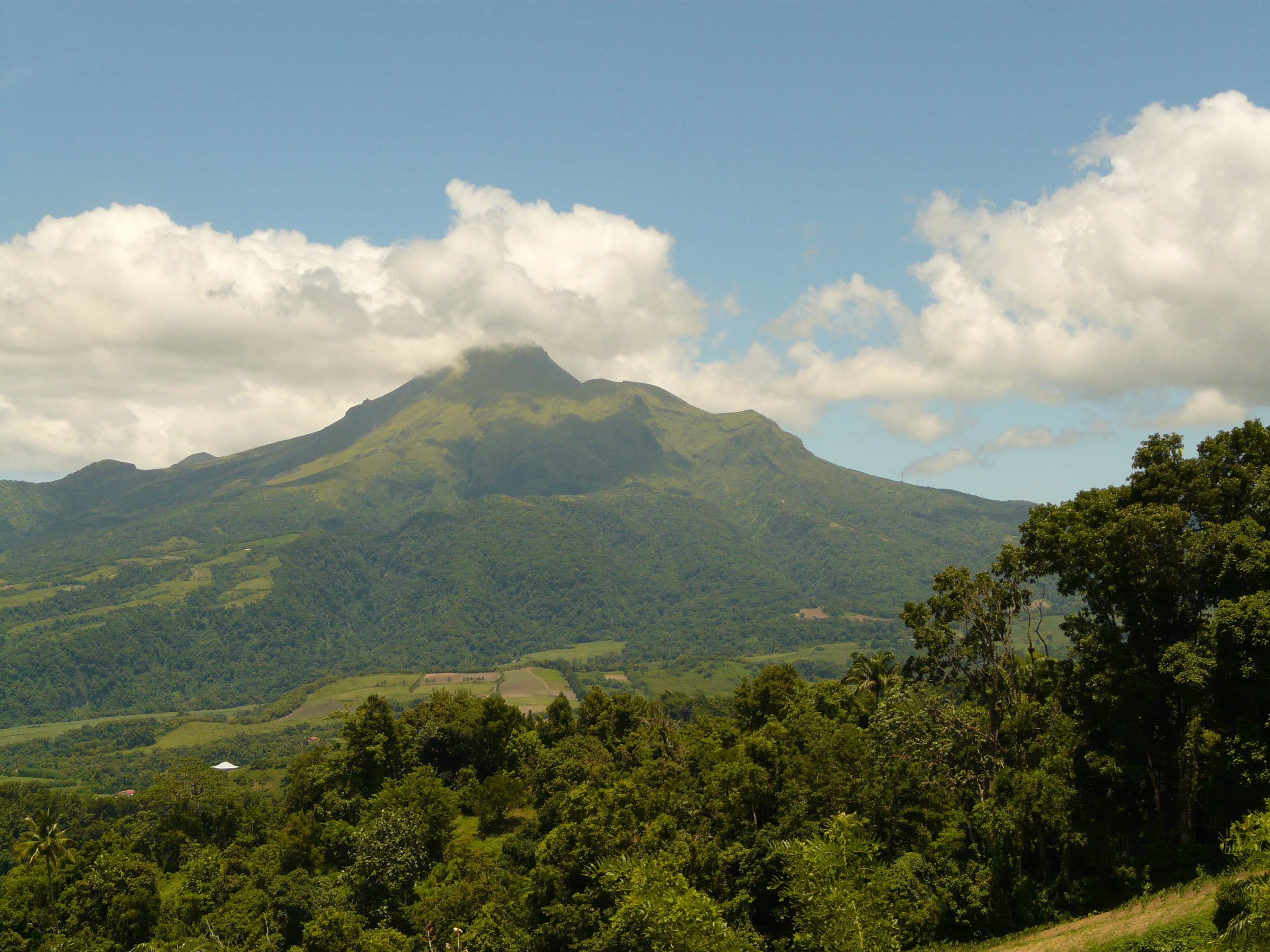 Volcans endormis