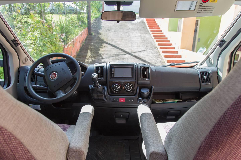 Cabine ergonomique et climatisée